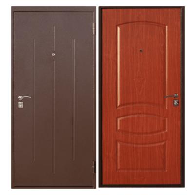 Входная дверь СтройГост 7-1 металл/хдф Итальянский орех Mini